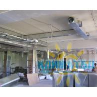 Вентиляция  офисного помещения.